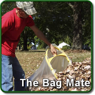 The Bag Mate bag holder tool